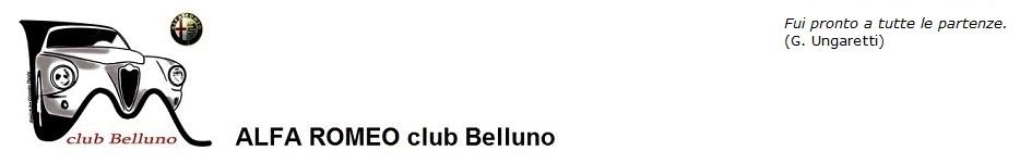 Alfa Romeo Club Belluno